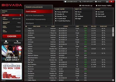 Bovada Poker Review  Us Online Poker
