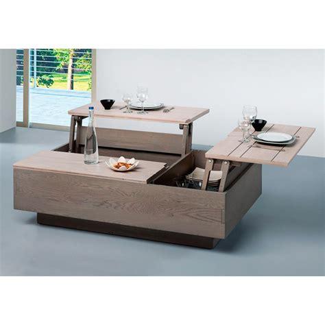 table bar cuisine pas cher table basse escamotable gifi le bois chez vous