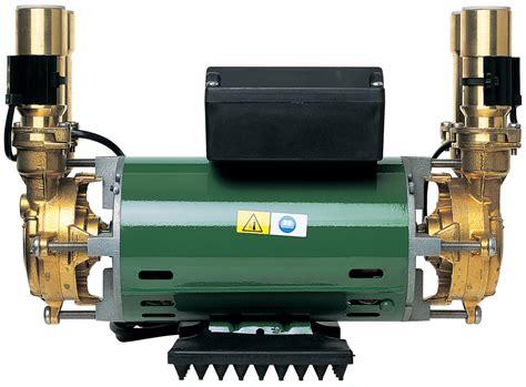 Ideal Standard Twin Impeller 3.0 Bar Shower Pump