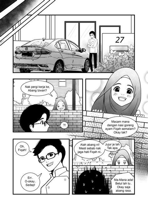 Fiqah Oleh Napieychan & Aniff Zazali | Matkomik - Komuniti