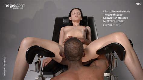 The Art Of Sexual Stimulation Massage