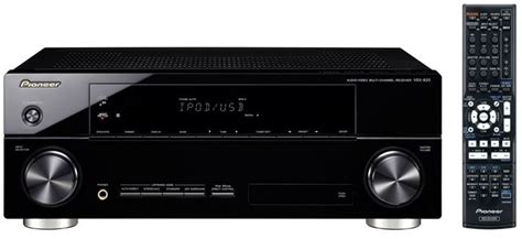 pioneer vsx   receiver preview audioholics