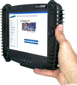 Tablet That Runs Windows Say It Sam Tablet Xp1 Is A Lightweight Windows Xp Tablet