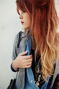 Ombré Hair Cuivré : on a test l ombr hair aka tie and dye pretty little ~ Melissatoandfro.com Idées de Décoration
