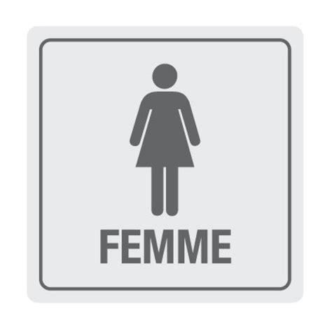 b36 picto en drapeau toilette femme pictogramme en drapeau panneaux pictos