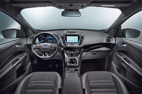 ford kuga facelift  vorstellung marktstart