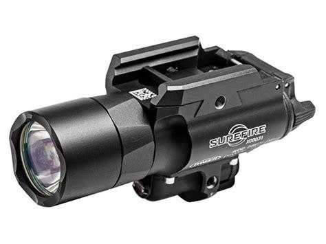 surefire pistol light surefire x400 ultra weapon light led laser 2 cr123a