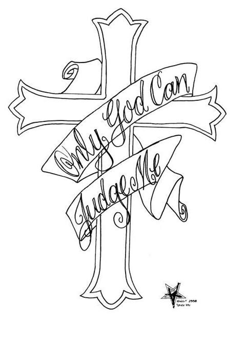26 best Only God Judge Me Tattoos images on Pinterest