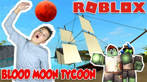 Me And Dad Against Zombie Apocalypse! / Roblox Blood Moon