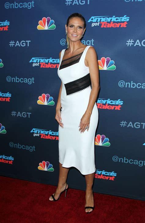 Heidi Klum America Got Talent Season Semi Finals