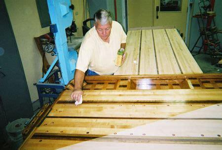 waterlox wipe    finewoodworking