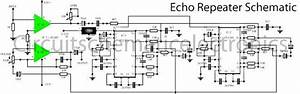 Echo Effect Is An Electronic Circuit That Is Used To Delay