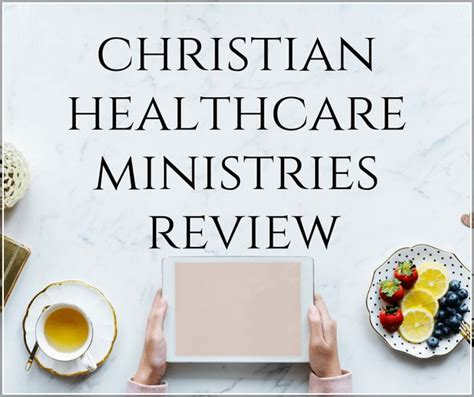 christian ministries health insurance reviews