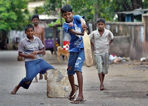 street cricket  untapped source  limitless talent