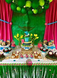 Moana Birthday Party Decoration Ideas