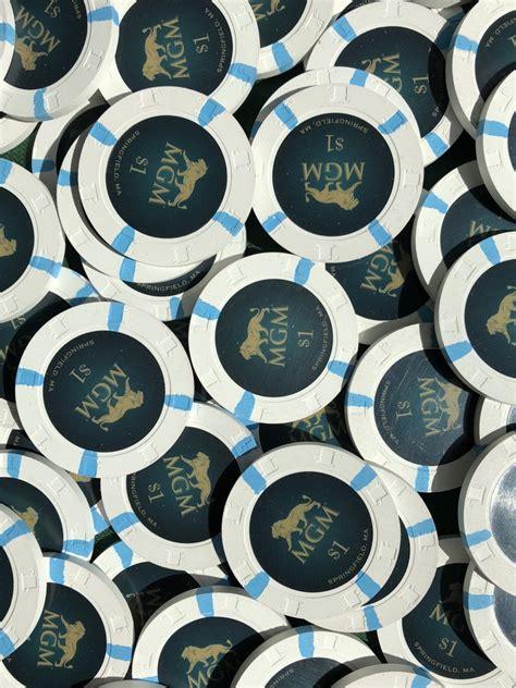 sold  racks mgm springfield  poker chip forum