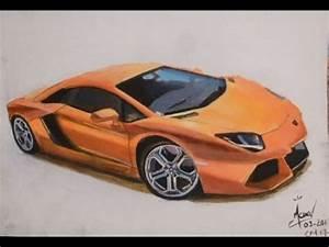 Comment Insonoriser Une Voiture : tuto peinture comment dessiner une voiture youtube ~ Medecine-chirurgie-esthetiques.com Avis de Voitures
