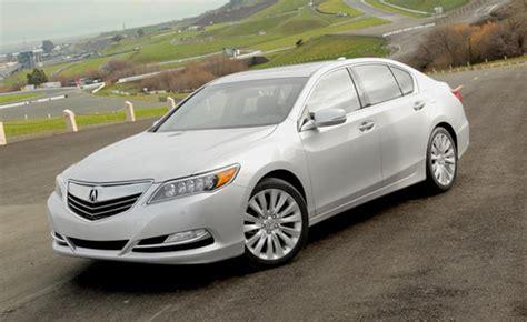 Acura Car Reviews by 2014 Acura Rlx Review Car Reviews