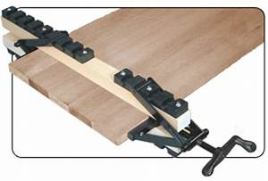 Panel Glue-Up Clamps