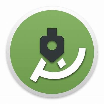 Android Studio Icon App Designed Macos Transparent