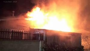 Lafd    Suspicious Small House Fire