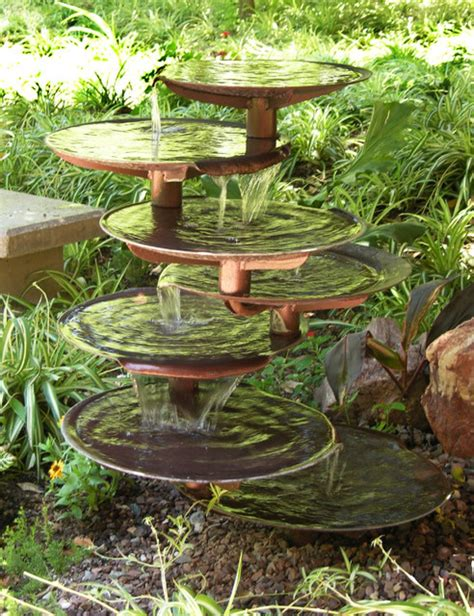 pictures of water fountains in gardens garden fountain pictures and ideas