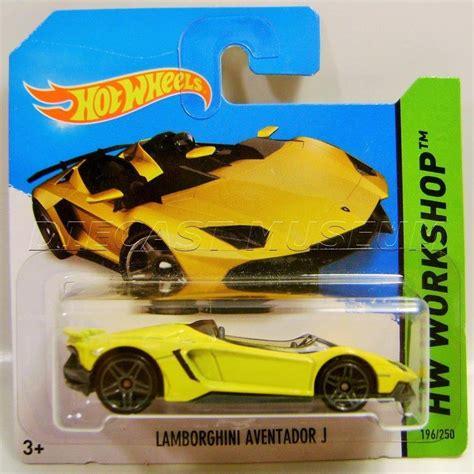 lamborghini aventador j lamborghini lambo aventador j short card wheels hw