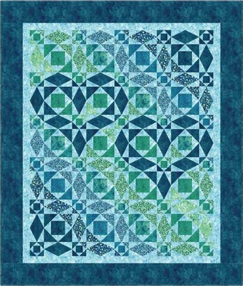 Our Hearts Will Go On Quilt Pattern   Love to Sew