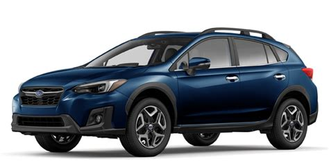 subaru canada announces pricing   crosstrek
