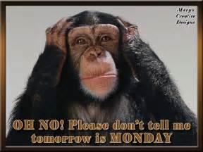 OH No Tomorrow Is Monday Facebook