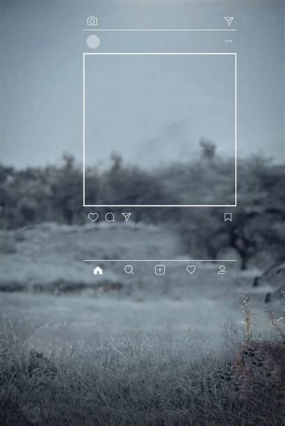 Instagram Editing Background Manipulation Pro Button
