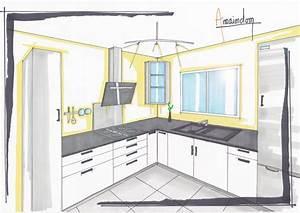 Pose De Cuisine : aide la conception de cuisine pose de cuisine ~ Melissatoandfro.com Idées de Décoration