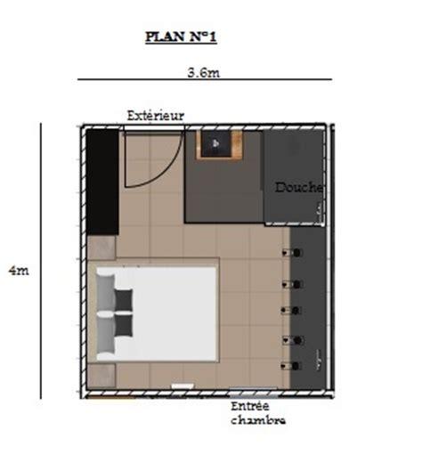 plan chambre parentale avis plan chambre parentale avec salle de bain