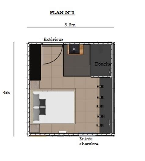 plan chambre salle de bain avis plan chambre parentale avec salle de bain