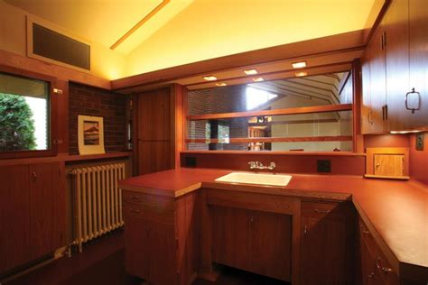 arts and crafts home interiors restoring a frank lloyd wright kitchen house