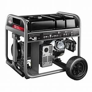 6500 Watt Portable Generator