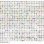 Items Pokemon Resource Generation Ruby Spriters Omega