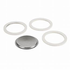 Espressokocher Dichtungsring Durchmesser : bialetti dichtung und edelstahlfilter 10 tassen trapnacs ~ Fotosdekora.club Haus und Dekorationen