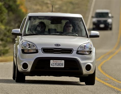 Kia Soul Transmission Problems by Review 2012 Kia Soul 6 Speed Manual The About Cars