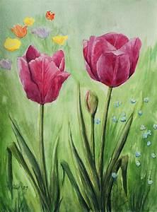 Tulpen Im Garten : tulpen in meinem garten bl te pflanzen fr hling ~ A.2002-acura-tl-radio.info Haus und Dekorationen