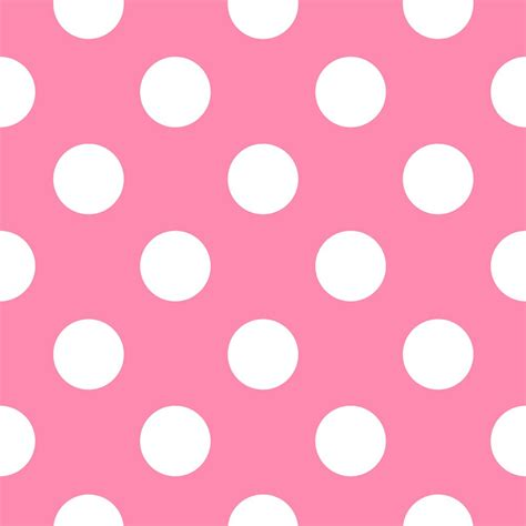 pink and white polka dot wall border wallpaper sportstle