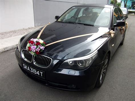 BMW Car : Bridal Cars For Wedding Rental