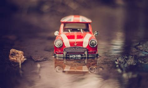 Miniatures, Toys, Mini Cooper, Car Wallpapers Hd / Desktop