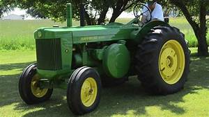 1953 John Deere Model R Tractor - The Ed Westen Tractor ...