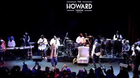 Backyard Band Dmv Honors Big G Howard Theatre Pt 2