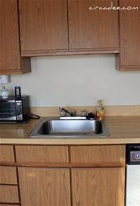 25 best ideas about painting veneer on pinterest With kitchen cabinets lowes with desktop stickers