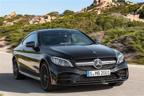 New Mercedes-benz C-class C180 Amg Line 2dr 9g-tronic