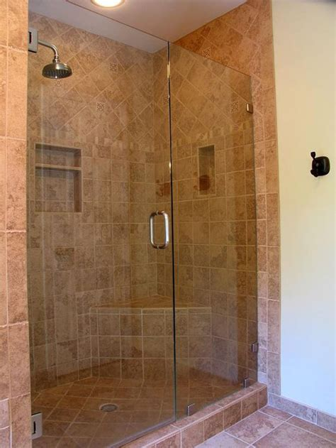 walk in tiled shower would love to replace my bathtub