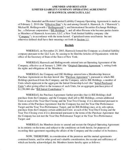 operating agreement llc ny gtld world congress