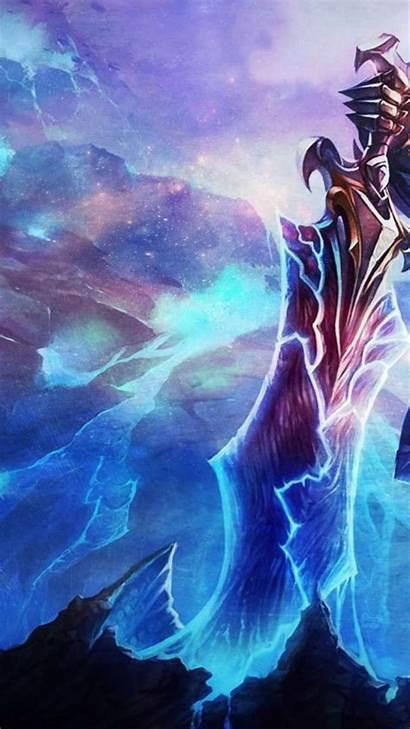 Riven Legends League